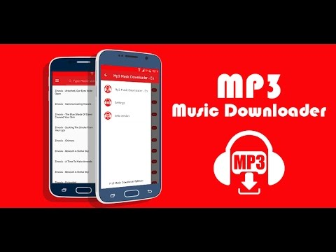 Mp3 Music Downloader For Android - Available Now On Google Play Store (Link in description)