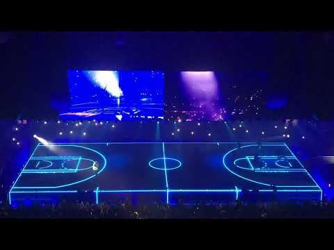 Drake Performs Nice For What + In My Feelings With Shiggy At MSG - August 28, 2018