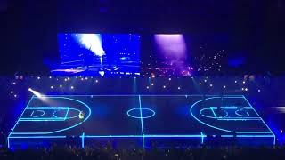 Drake performs Nice For What + In My Feelings with Shiggy at MSG - ...