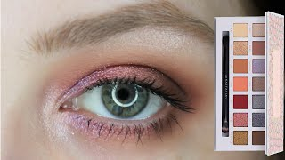 ABH Carli Bybel макияж на выход для серых глаз Как накрасить глаза
