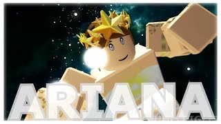 NO TEARS LEFT TO CRY - Ariana Grande| Roblox Music Video