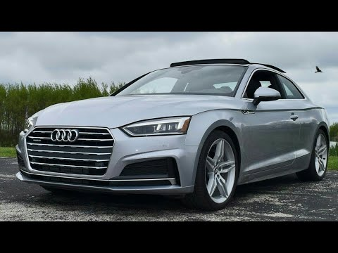2019 Audi A5 Coupe | Review - YouTube