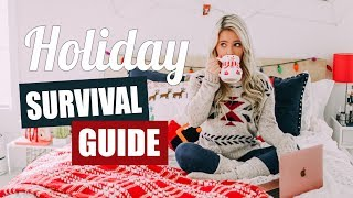Holiday Survival Guide: Room Decor, Gifts, and More!