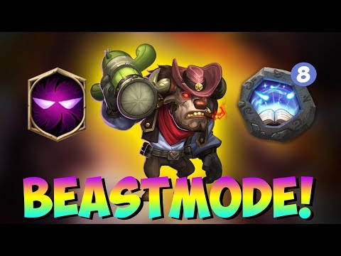 MINOTAUR: Level 9 Unholy Pact & 8 Revitalize... BEAST!!!