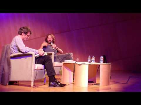 Rencontre avec Fréderic Beigbeder, Médiathèque José Cabanis - 3 octobre 2014