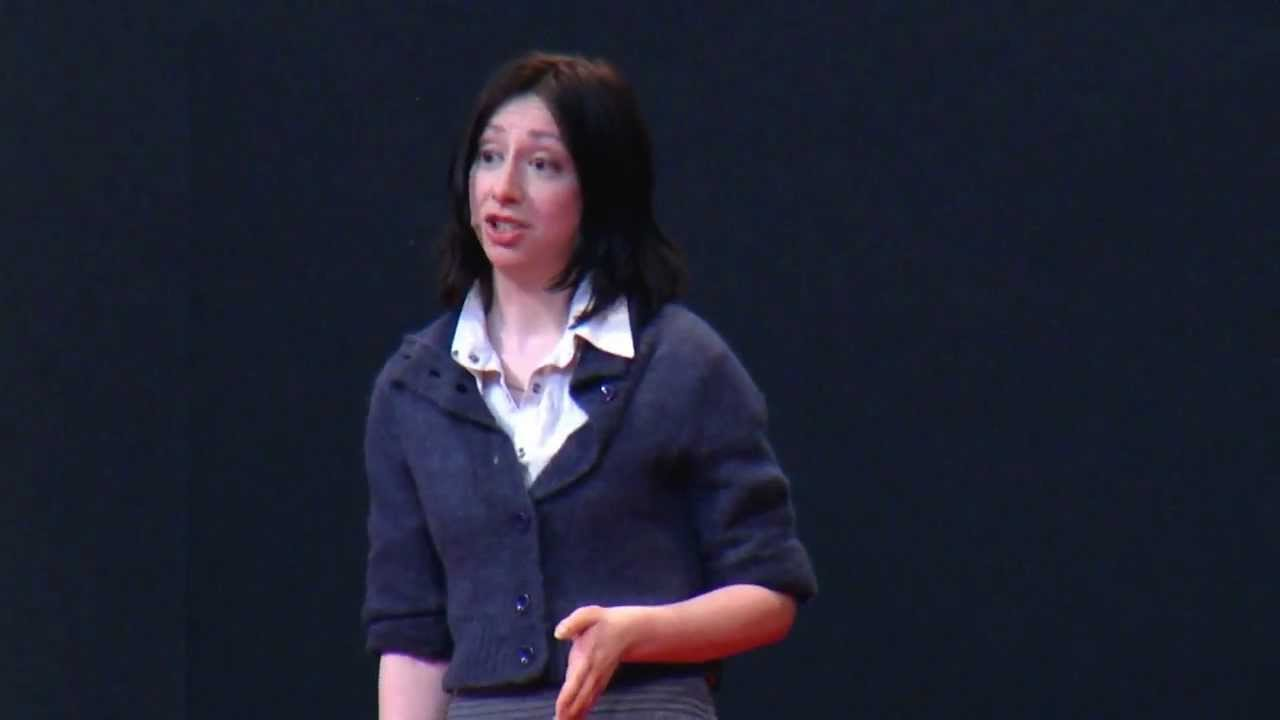 TEDxHousesofParliament -- Naomi Colvin -- How I became an accidental activist