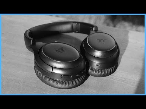 It's a NO from me! - TaoTronics BH060 ( Soundsurge 60 ) ANC Wireless Headphones Review (2019)