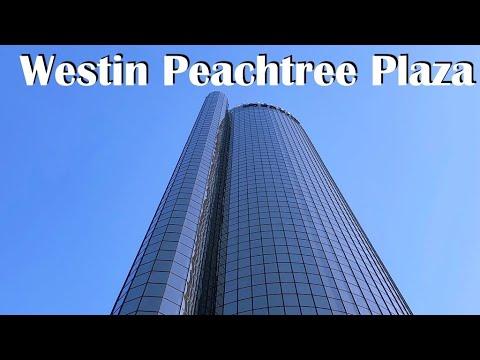 Hotel Report: The Westin Peachtree Plaza - Atlanta, GA