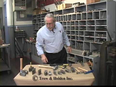 More About Trow and Holden Stone Hammers