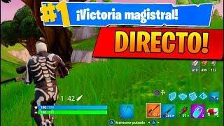 FORTNITE | El DIRECTO Que NADIE Se Esperaba! thumbnail