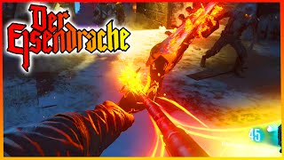 der eisendrache fire bow upgraded element weapon black ops 3 zombies bow tutorial bo3 zombies