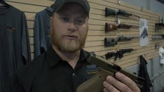 Kyle discusses the Glock 45