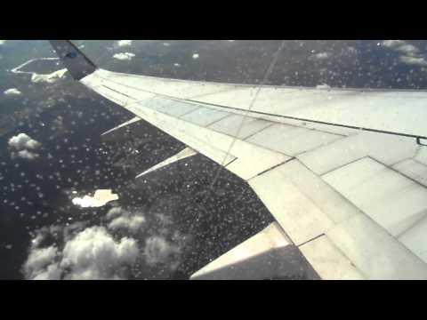Рейс Мирный - Москва (Домодедово) (boeing 737-700)