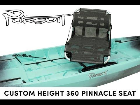 Pursuit CustomHeight 360 Pinnacle Seat