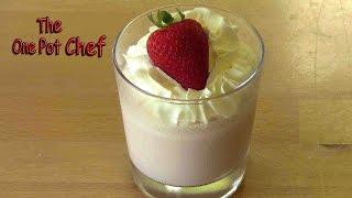 Strawberry Dessert Cups - Recipe