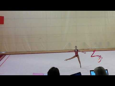 Софья Симонова, Самара (вне конкурса), лента, многоборье, Российско-Китайские летние молодёжные игры