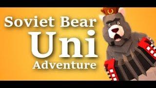 【#3】クマが一輪車でゴールを目指す超イライラ死にゲーム!【Soviet Be…