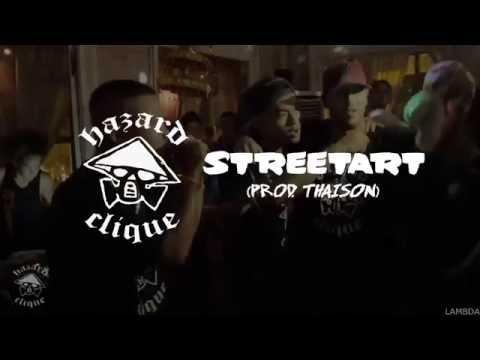 "HAZARD CLIQUE - ""STREETART"" (prod. by Beatnerdz)"