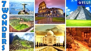 7 Wonders of the World 2015