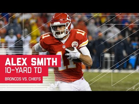 Alex Smith Finishes Off Opening Drive With TD Run! | Broncos vs. Chiefs | NFL Week 16 Highlights