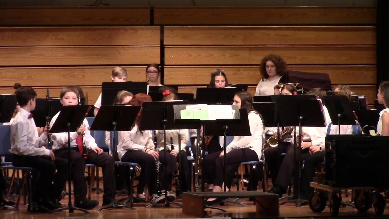 NCCS Middle School Program  12-17-18