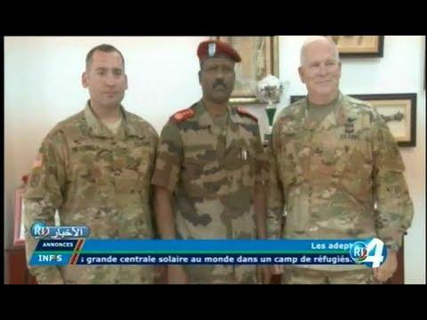 Télé Djibouti Chaine Youtube : JT Somali du 14/11/2017