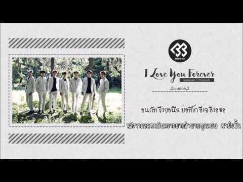 「THAISUB」 BTOB (비투비) - I Love You Forever (예지앞사)