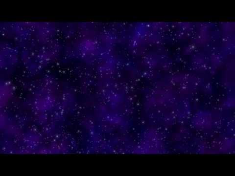 ✔60:00Min. ♥Blue Purple Nebula Star Field Travel♥ HD Longest Motion Background AA VFX