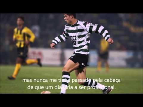"Herbalife ""Cristiano Ronaldo - A Entrevista"" (Parte 1) [Legendado PT-PT] [Full HD]"