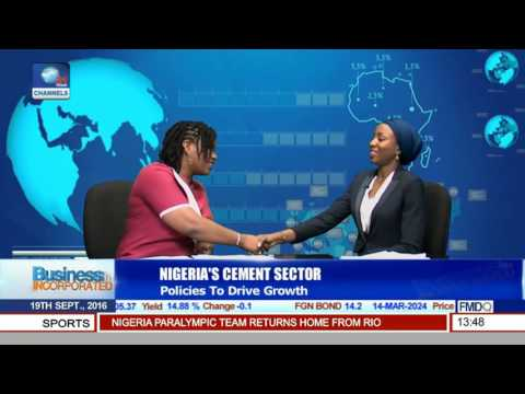Business Incorporated: Focus On Nigeria's Cement Sector Pt.2