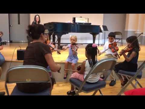 Improvisation at Settlement Music School