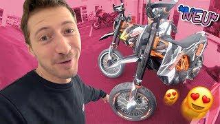 In Motorrad verliebt! 😍 2019 KTM 690 SMC R