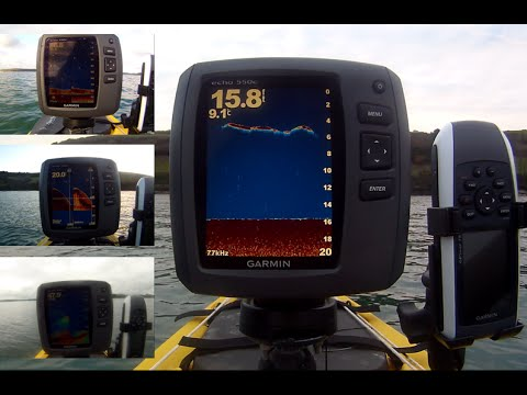 Kayak Fishing - How to Read a Fish Finder