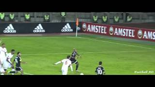 Qarabag FK 1 - 1 Monaco AS.05.11.2015 HD (UEFA Europa League)