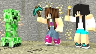 Minecraft Survival - TOURZINHO e MINERAÇÃO #10