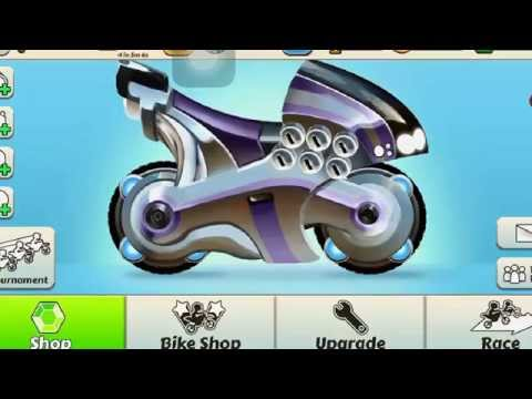 [Bike Race League] 1st Gameplay