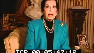 Ann Miller 1996 Interview Part 1 of 8