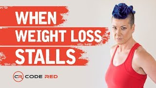 Break Through the Weight Loss Plateau (When Weight Loss Stalls)