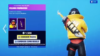 THE *NEW FORTNITE STORE* TODAY AUGUST 9TH! AMAZING *NEW SKINS* BONY AVISPA AND FACET ❤️