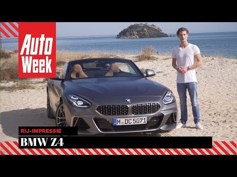 BMW Z4 - AutoWeek Review - English Subtitles