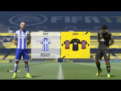 Fifa 17 Career Mode (Colchester United) #3 The Start Of The Season & Cup Game VS Aston Villa