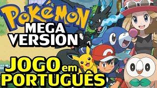 Pokémon Mega Version (Hack Rom) - O Início (Jogo em Português)