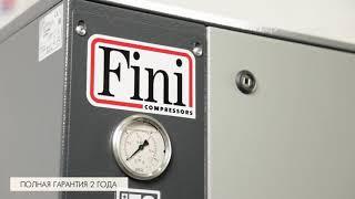 Обзор компрессора FINI MICRO 4.0-10-200 ES