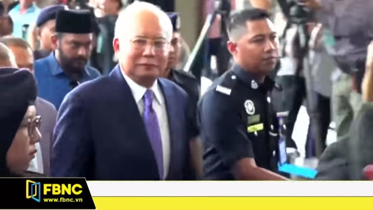 Lại vấn nạn tham nhũng, cựu Thủ tướng Malaysia hầu tòa   Giờ tin sáng 05/04/2019