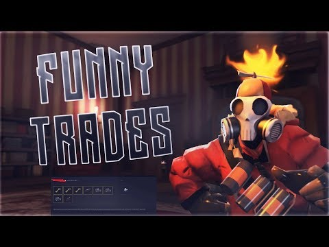 TF2 Funny Trades & Scam Attempts #22