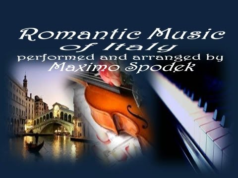ROMANTIC MUSIC OF ITALY, INSTRUMENTAL