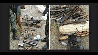 Breaking News! Military Dismantle An Ambazonian Camp in Njikwa! Watch
