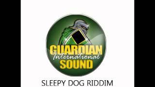 SLEEPY DOG RIDDIM MIX (DJ GIO GUARDIAN SOUND)