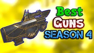 Apex Legends Best Guns Season 4