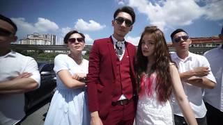 2017 06 03 Kelvin Neoh 馬來西亞婚禮迎娶闖關、攝影師 Justin Yeong 、Soong Kok Leong 專業超高水準、誇張陣仗像拍電影、原來婚禮可以這麼有趣 thumbnail